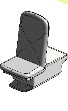 224 Examination Chair