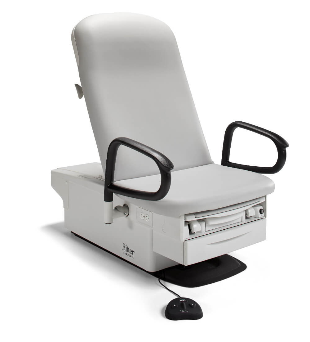 Ritter 224 Barrier-Free Examination Chair