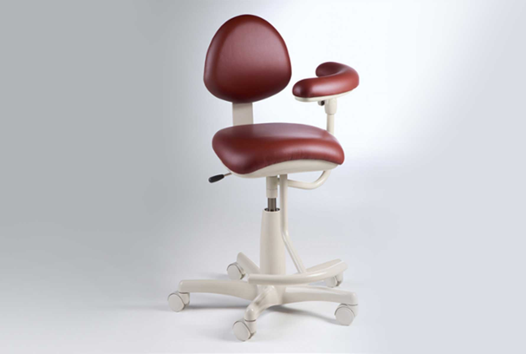 MIDMARK-DENTAL-ASSISTANTS-STOOL